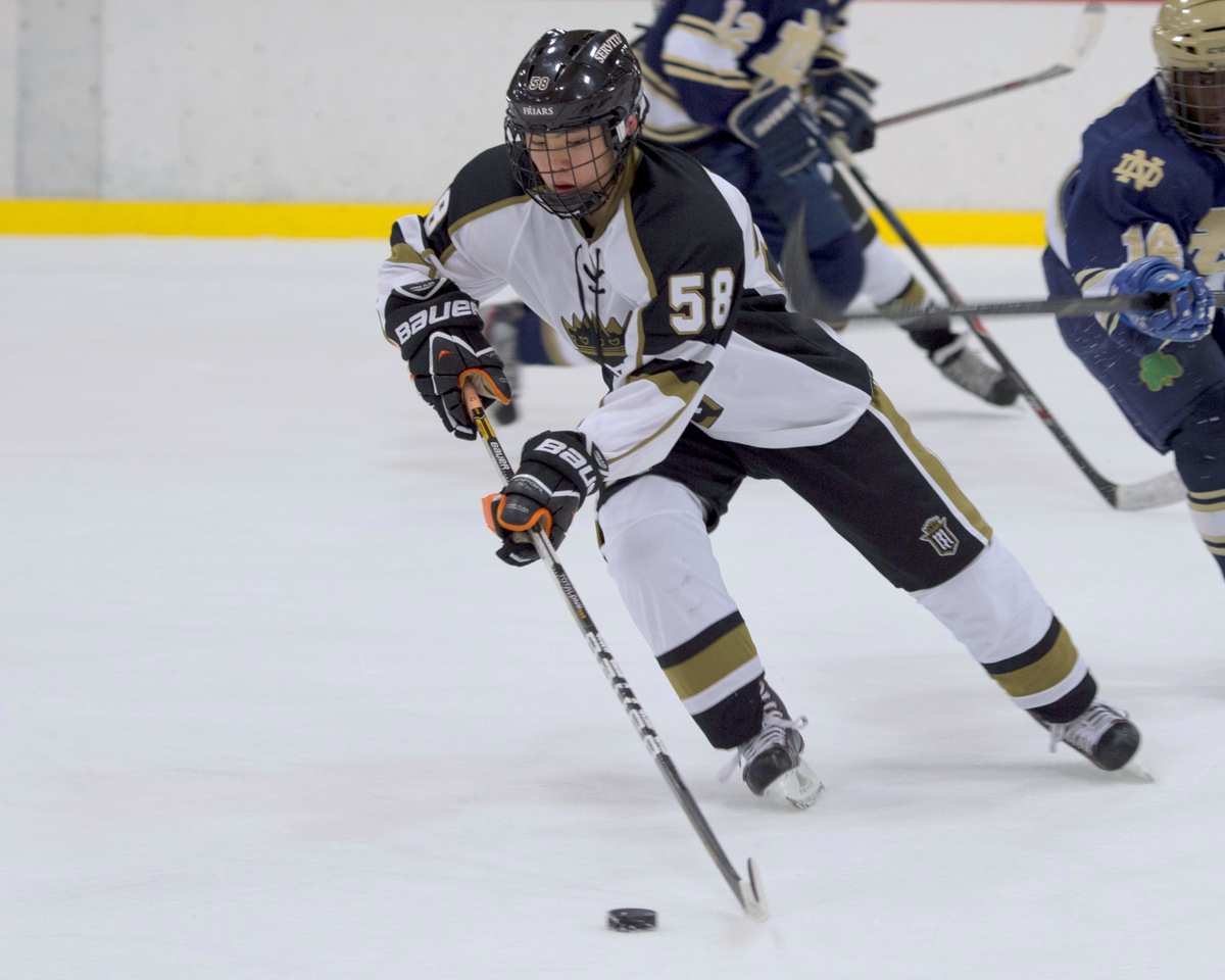 Chad Sasaki Commits to Colorado College to Play Hockey