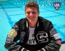 Peyton Carey '19 Selected Academic All-American by USA Water Polo