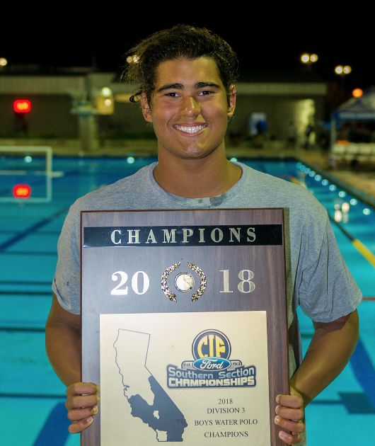 Junior Guillermo Ocasio Named CIF Player of the Year
