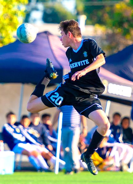 Soccer Opens Playoffs with 3-0 Victory over Millikan