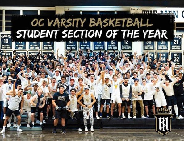 Servite Asylum Ranked Basketball Student Sections of the Year
