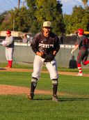 Baseball Sweeps Mater Dei to Open Trinity League Play